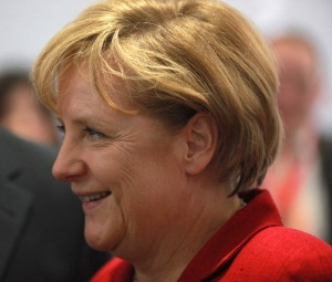 Angela Merkel, courtesy of Armin Kübelbeck http://commons.wikimedia.org/wiki/File:Angela_Merkel_15.jpg