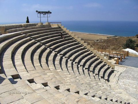Cypriot Amphitheater